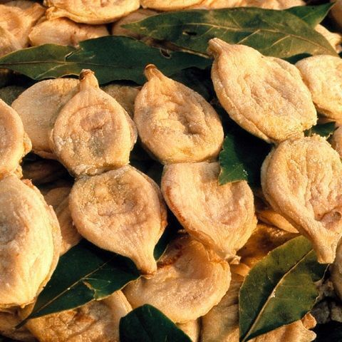 Dried figs 250g vacuum