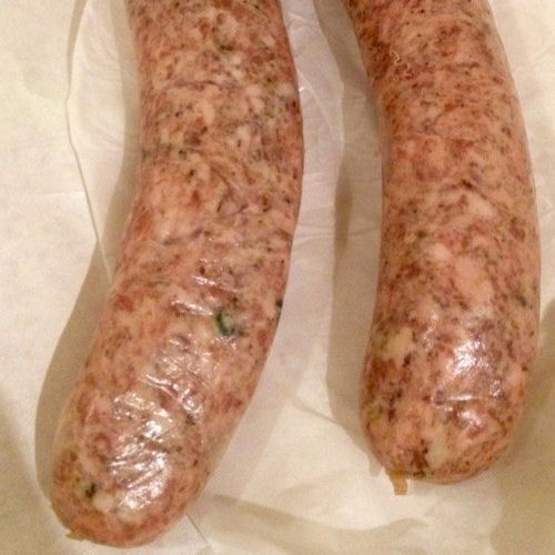 Seasoned Pork Sausage Cinto Toscano Rosemary