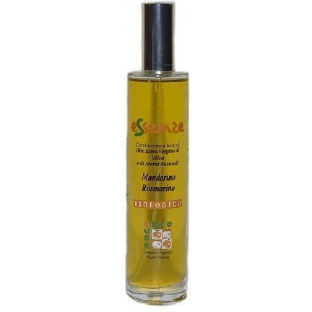 Essences - Infused Oil Rosemary Organic Mandarin