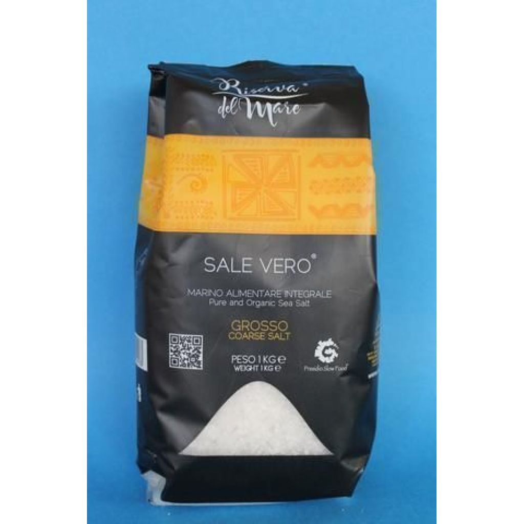 Sea ​​salt wheel grinds coarse craft