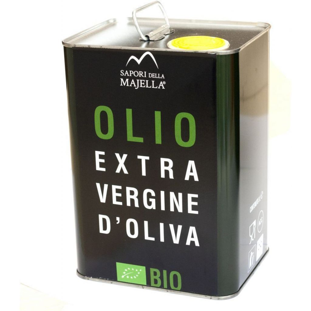 "Lattina lt.3 Organic Extra Virgin Olive Oil ""denocciolato"""
