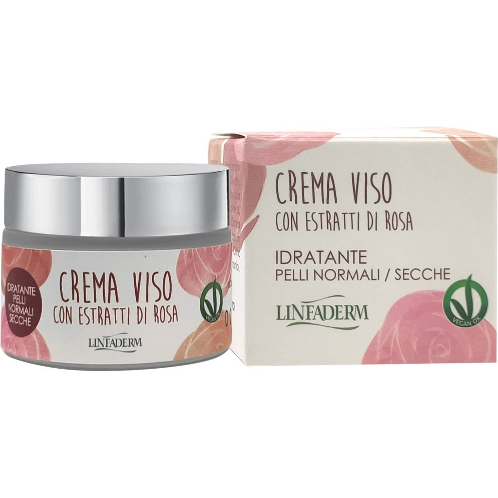 FACE CREAM WITH EXTRACT OF PINK CREAM FOR SK
