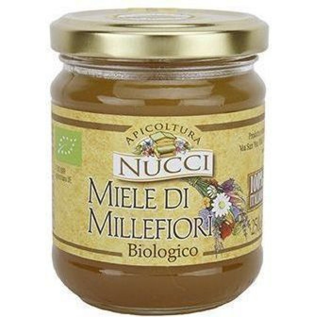 MILLEFIORI HONEY BIO 250 g