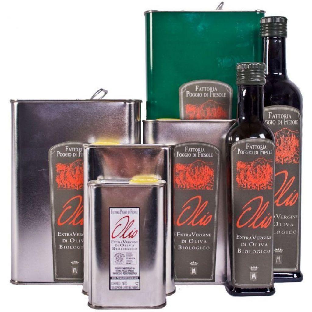 Olio extravergine di oliva biologico toscano - super promozione!
