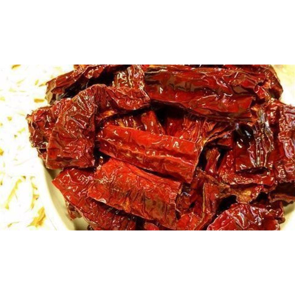 Come cucinare i peperoni cruschi (secchi)
