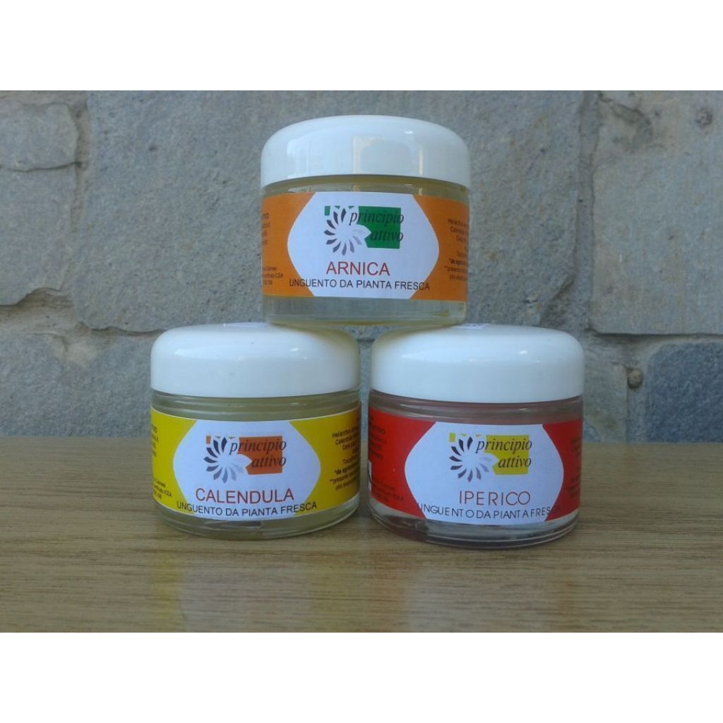 Ointments, 50 ml., Arnica